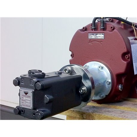 Depresor Hertell KD 10000 con motor hidráulico