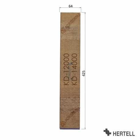 Paletas Hertell KD-12000