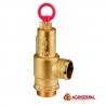Válvula de presión con portamanguera