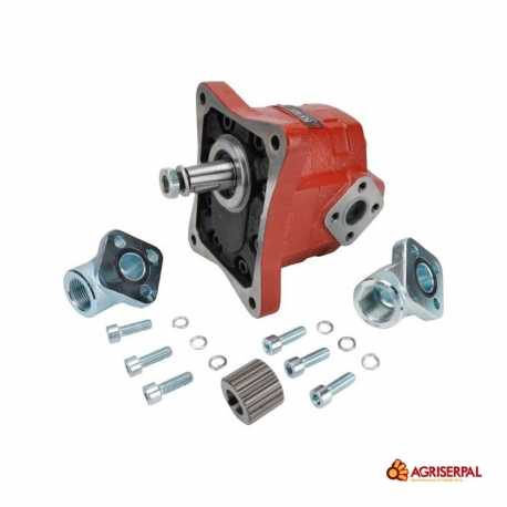 Motor hidráulico GR. 3,5 KM30.51 SX