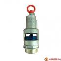 Válvula de presión sin portamanguera