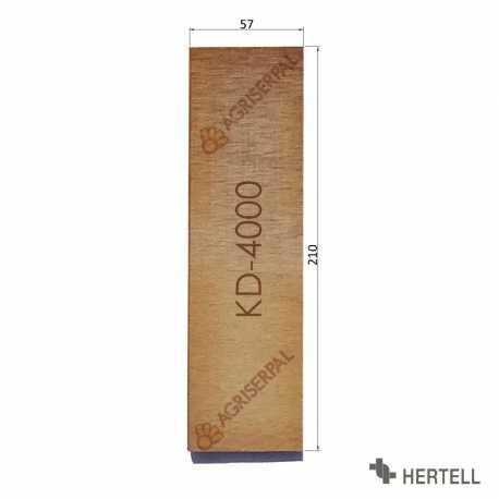 Paletas Hertell KD-4000
