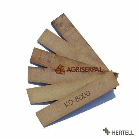 Juego de 4 Paletas Hertell KD-8000
